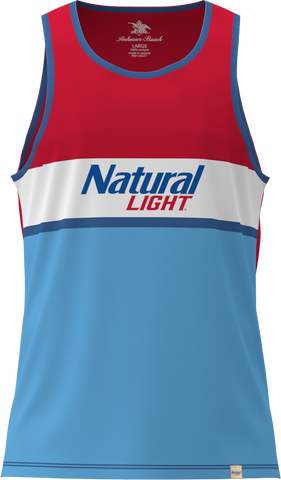 Natural Light Crew Tank