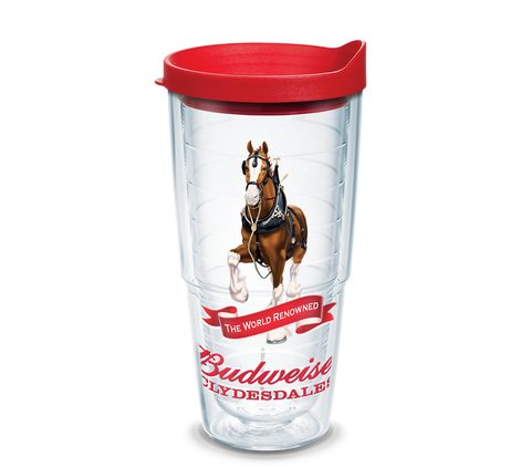 Tervis 'Budweiser Clydesdale' Tumbler - 24oz