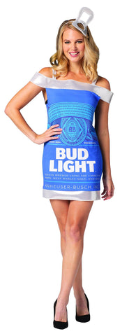 Bud Light Can Dress