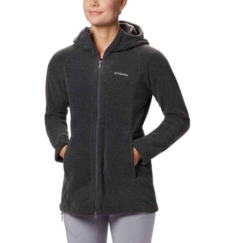Budweiser Columbia® Ladies Benton Springs II Long Hoodie