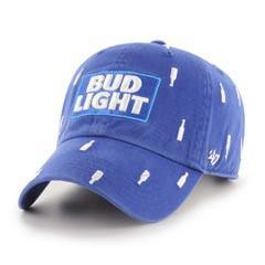 Bud Light 47 Confetti Hat