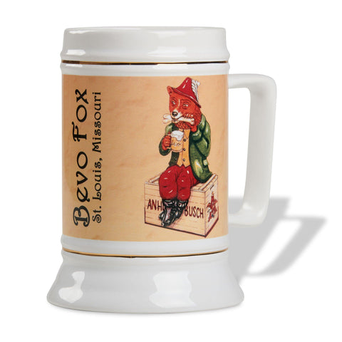 Bevo the Fox Stein