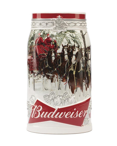2017 Limited Edition Clydesdales Holiday Stein