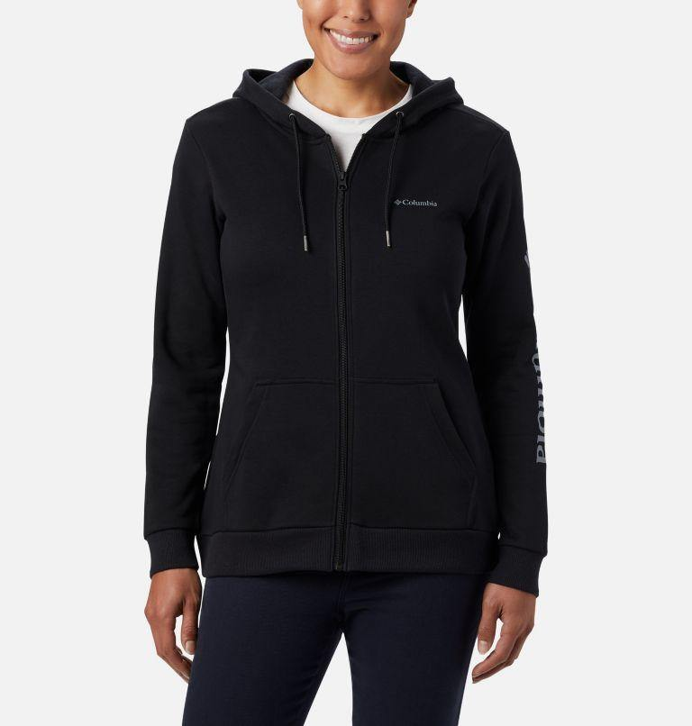 Budweiser Columbia® Ladies Columbia Logo Full Zip Hoodie