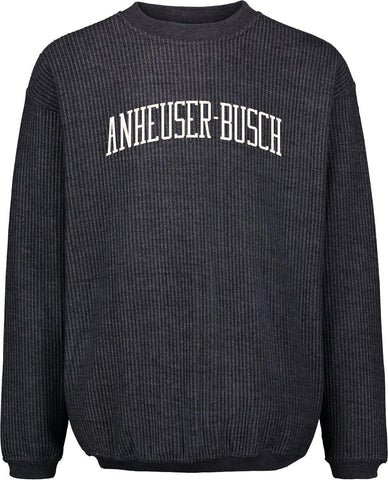 Anheuser-Busch Corded Crew Fleece