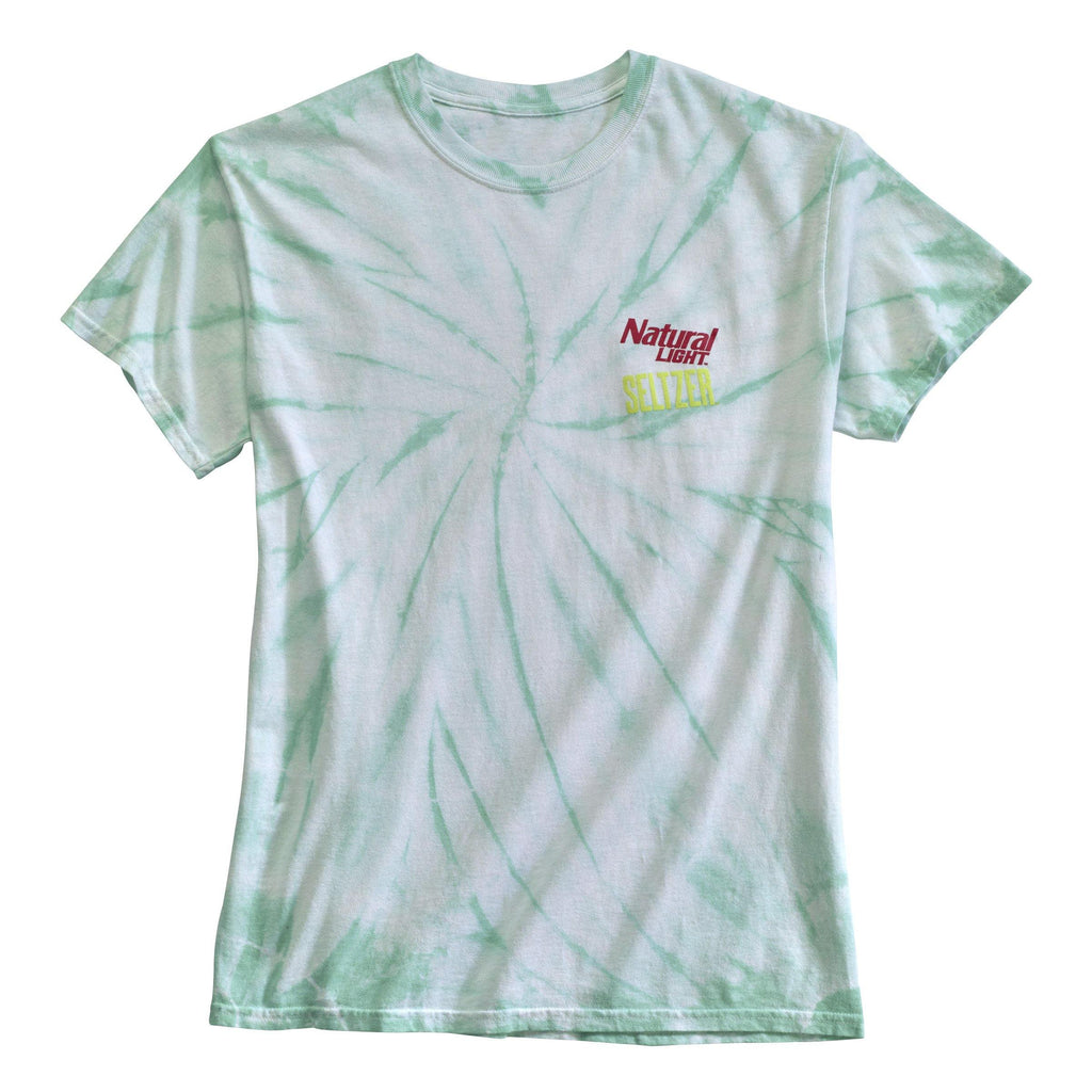 Natural Light Seltzer Tie-Dye Tee
