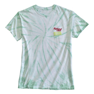 Natural Light Seltzer Tie Dye Tee