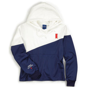 Ladies Michelob Ultra Crop Hoodie