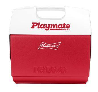 Budweiser IGLOO Playmate Cooler