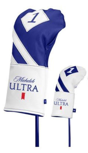 Michelob Ultra Wood Head Covers (Set of 3)