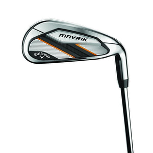 Michelob Ultra MAVRIK Iron Set 4-PW, Steel - Custom Grip