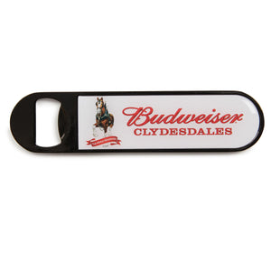 Budweiser Clydesdale Bottle Opener with Magnetic Back