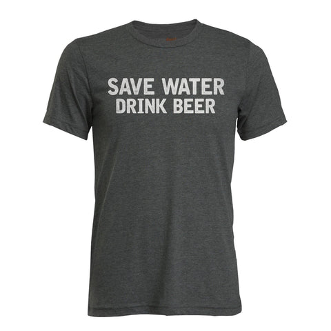 Save Water Drink Beer Tee