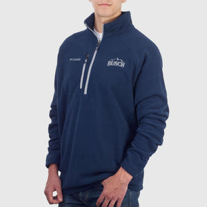 Busch Columbia® Fast Trek Fleece 1/4 Zip