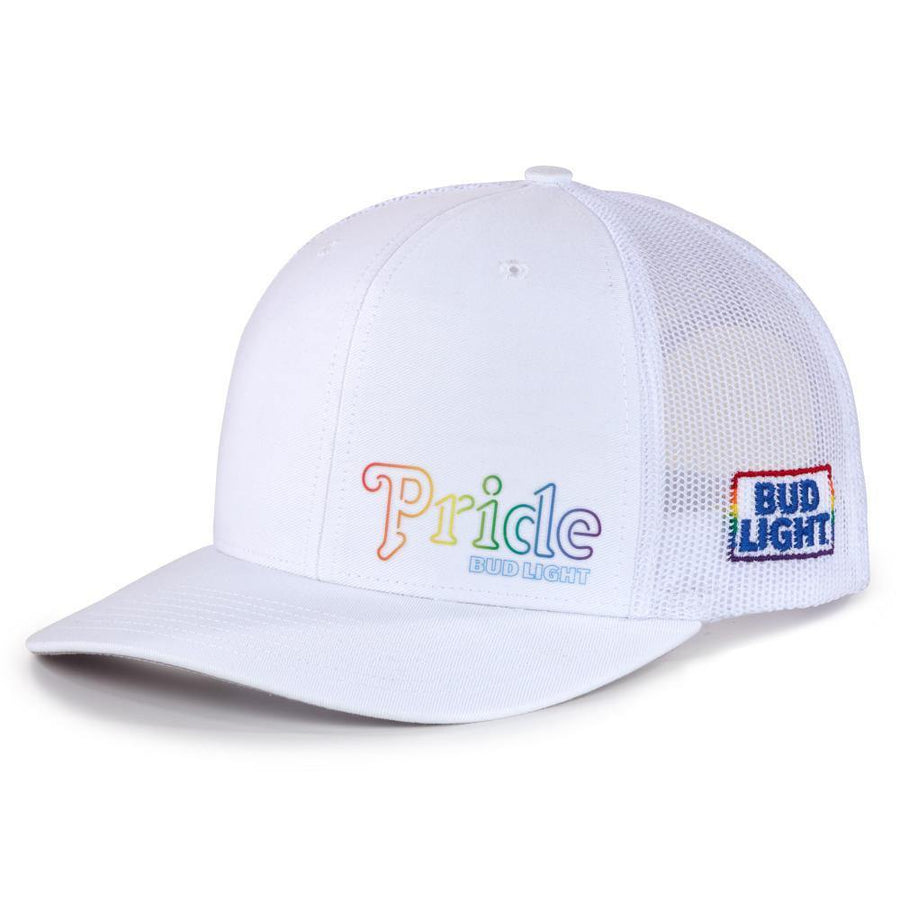 Bud Light Pride Trucker Hat