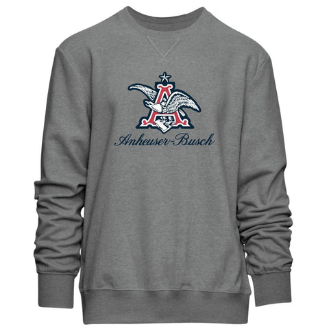 A&Eagle Crew Neck Sweatshirt Grey