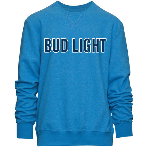 Bud Light Crew Neck Sweatshirt