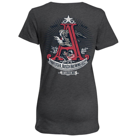 Ladies STL AB Back Print Tee