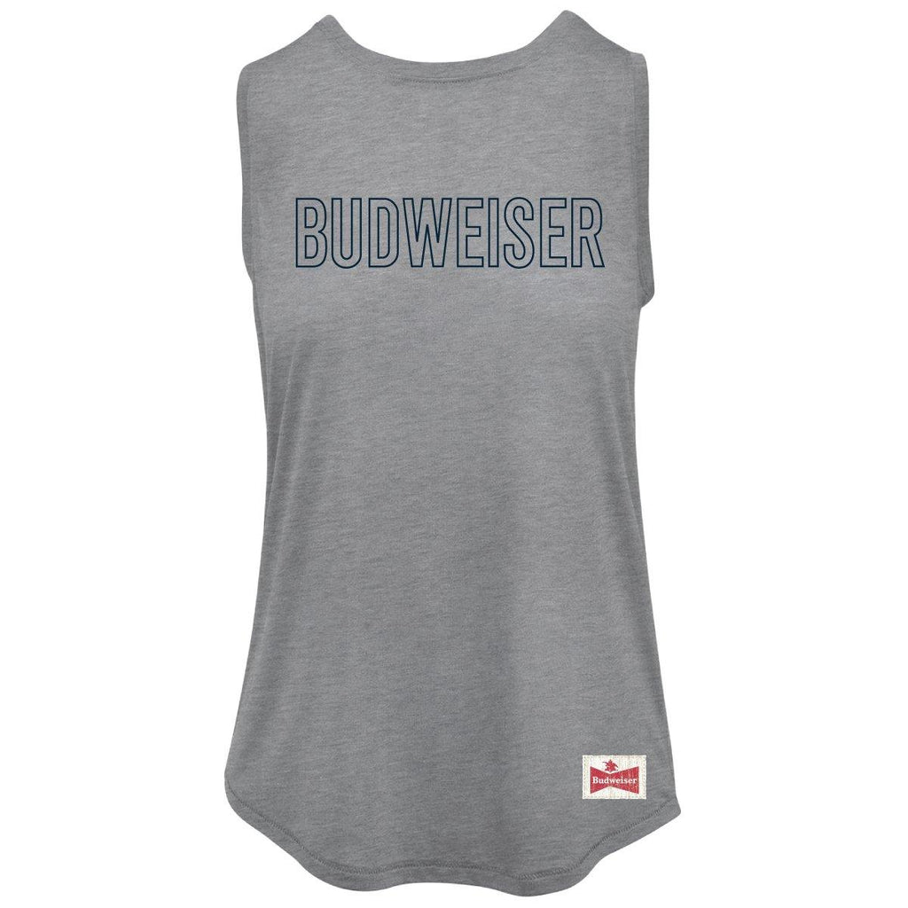 Ladies Budweiser Relaxed Tank