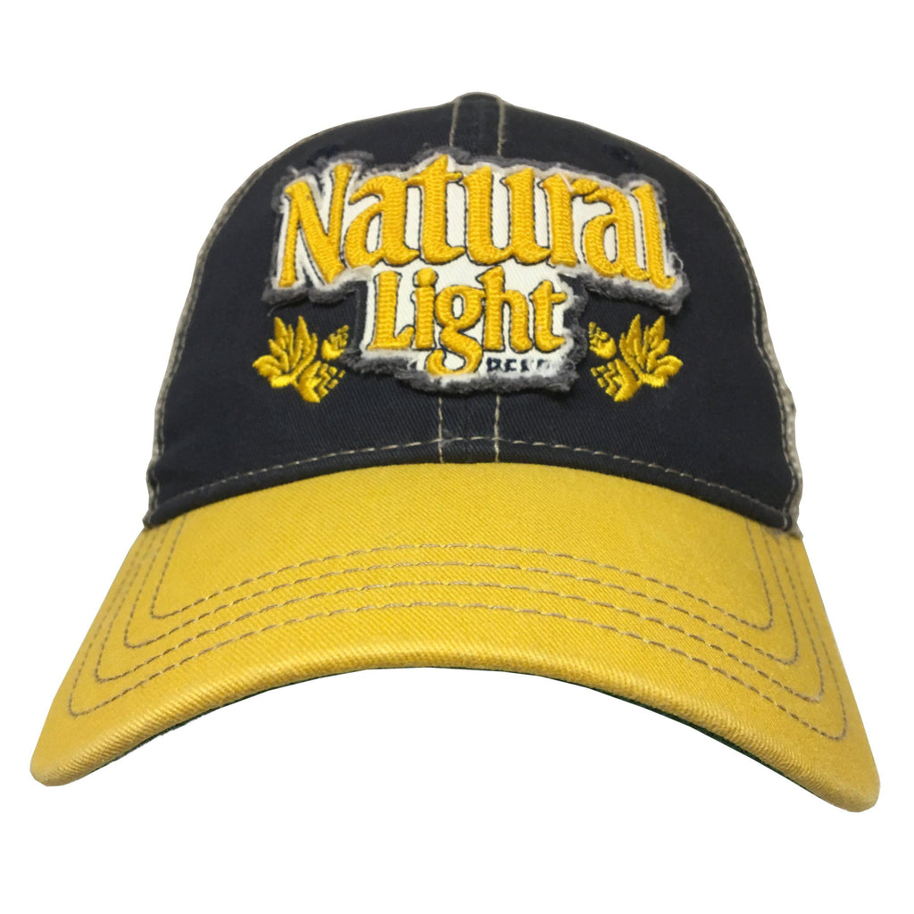 Natural Light Hop Hat