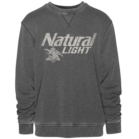 Natural Light Vintage Crew