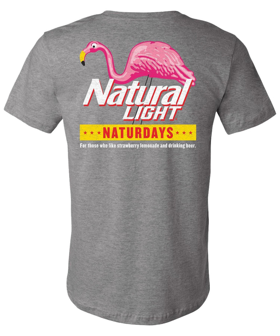 Naturdays Men's Flamingo T Shirt
