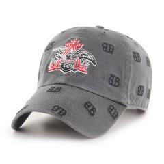 A & Eagle '47 Brand Gray Confetti Hat - Front View