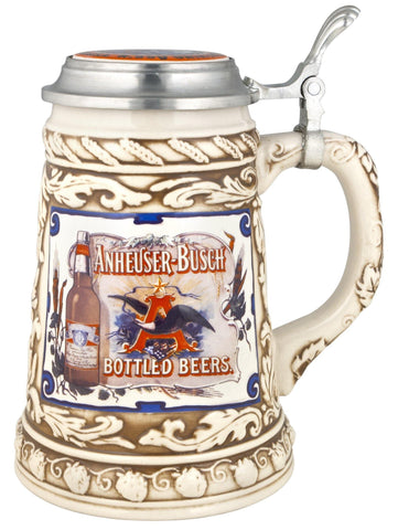 Vintage Stein with Lid