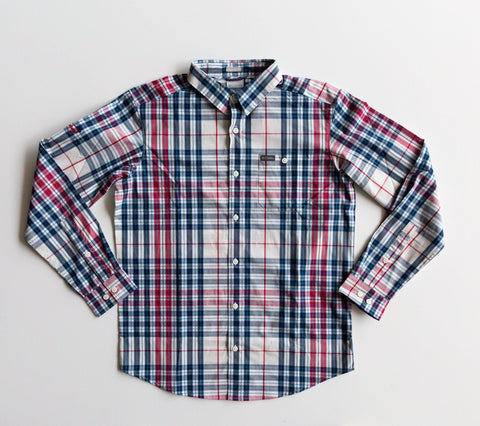 Budweiser Boulder Ridge Long Sleeve Shirt