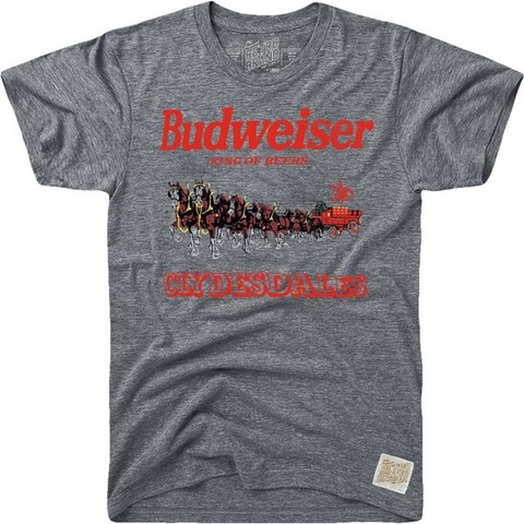 Budweiser Clydesdale Hitch Tee