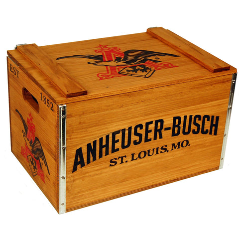 AB Vintage Beer Crate- Large