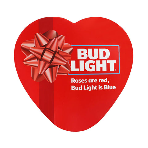 Bud Light Valentine's Day Box