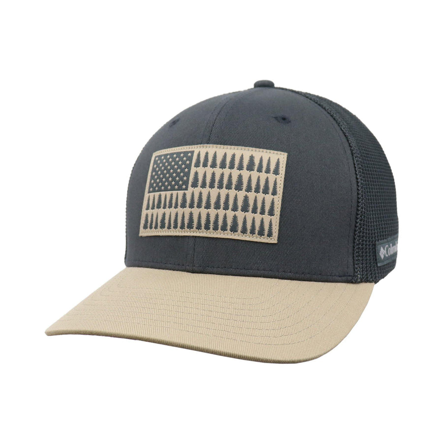 Budweiser Columbia® Mesh Tree Flag Hat