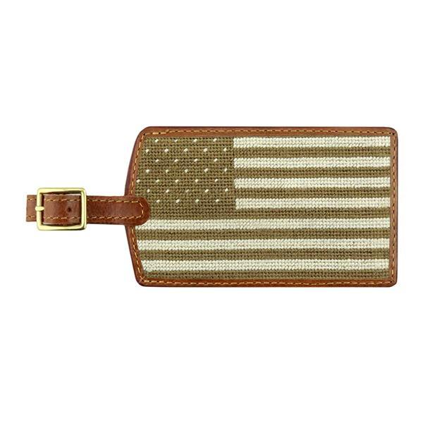 Smathers & Branson Armed Forces Flag Luggage Tag