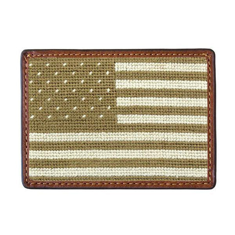 Smathers & Branson Armed Forces Flag CC Wallet
