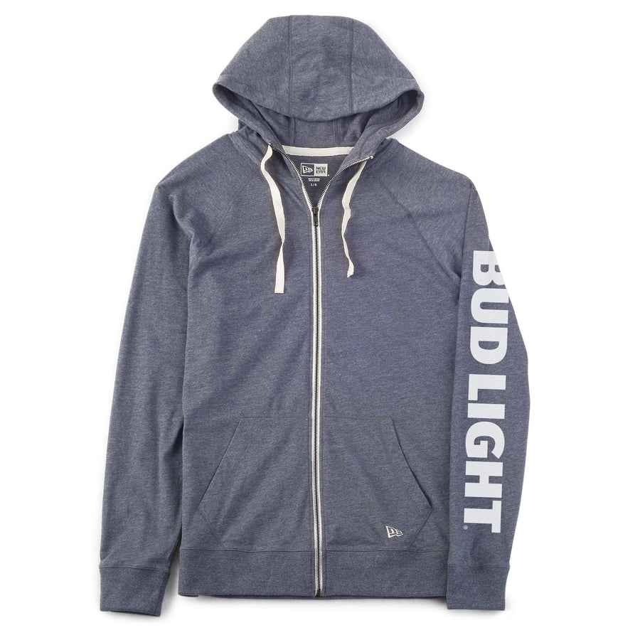 Bud Light New Era Full Zip Hoodie