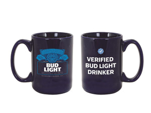 Bud Light Coffee Mug