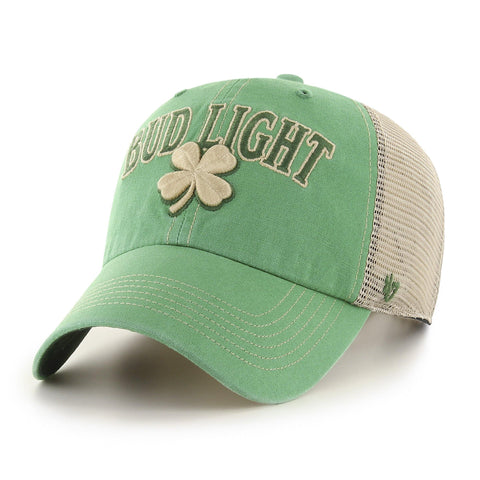 Bud Light '47 Brand Clover Murphy Clean Up Hat