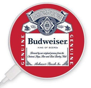 Budweiser Rapid Wireless Charger