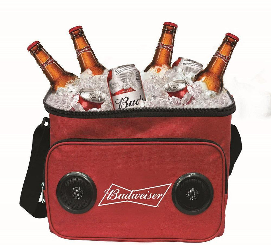Budweiser Bluetooth Cooler Speaker