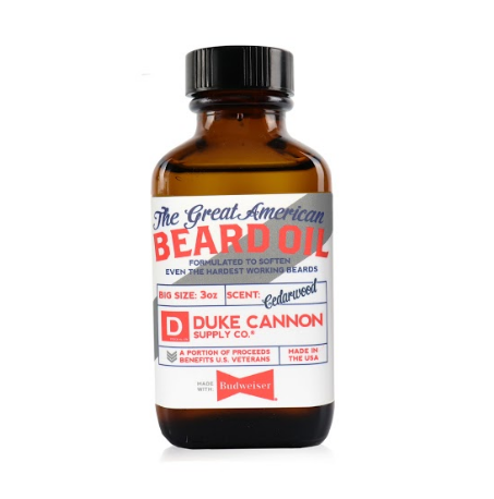Budweiser Beard Oil