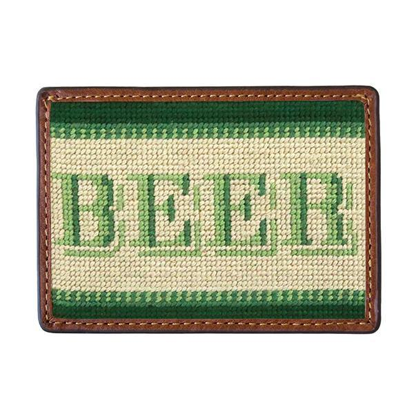 Smathers & Branson Beer Money CC Wallet