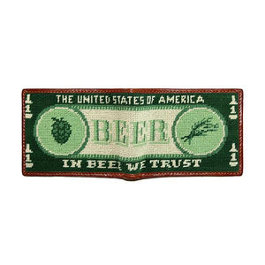 Smathers & Branson Beer Money Wallet