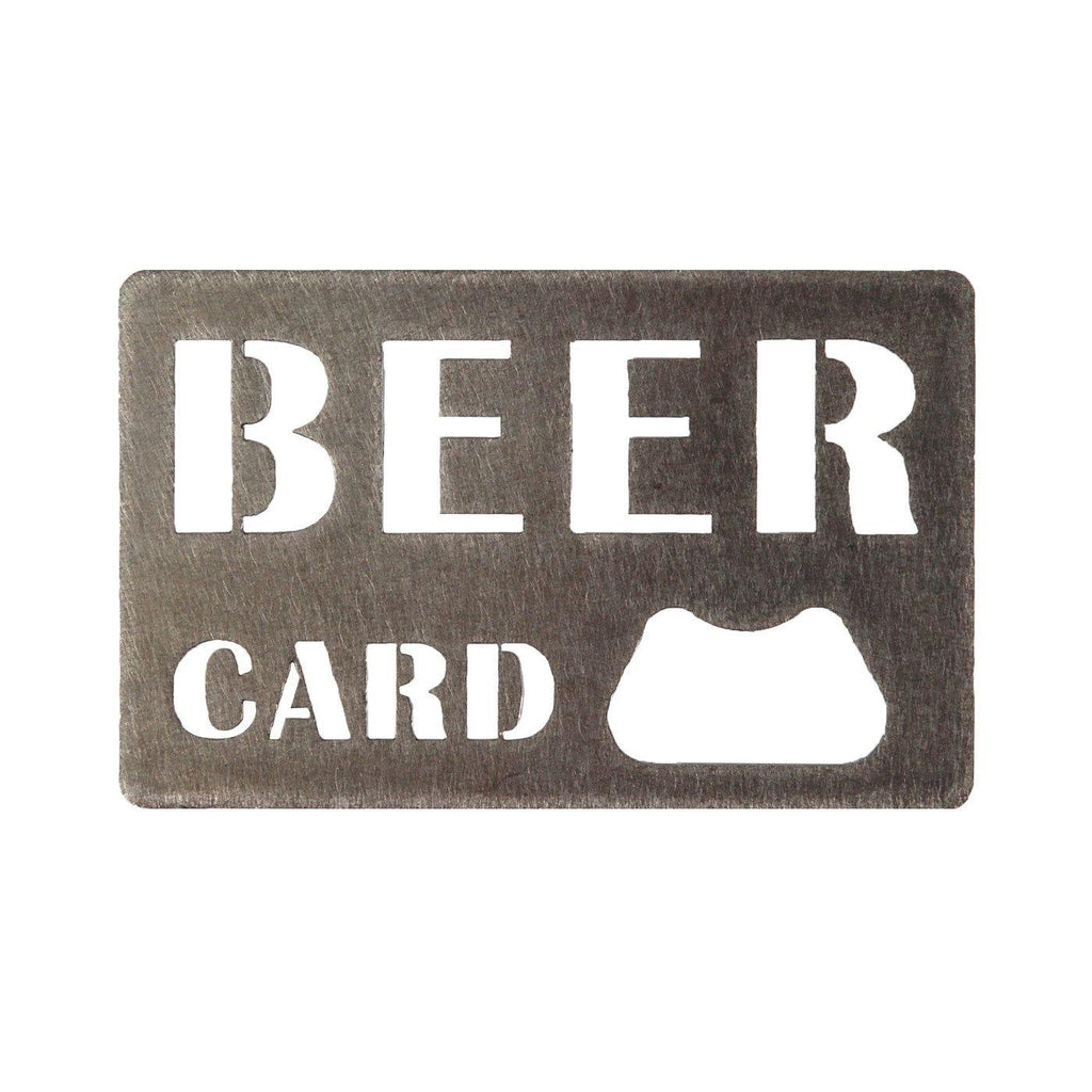 Beer Card Bottle Opener