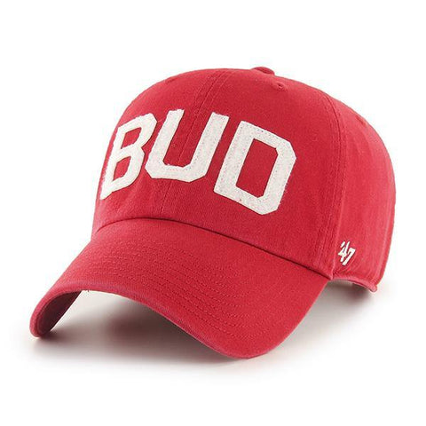"Budweiser ""Bud"" '47 Brand Finley Clean Up Hat"