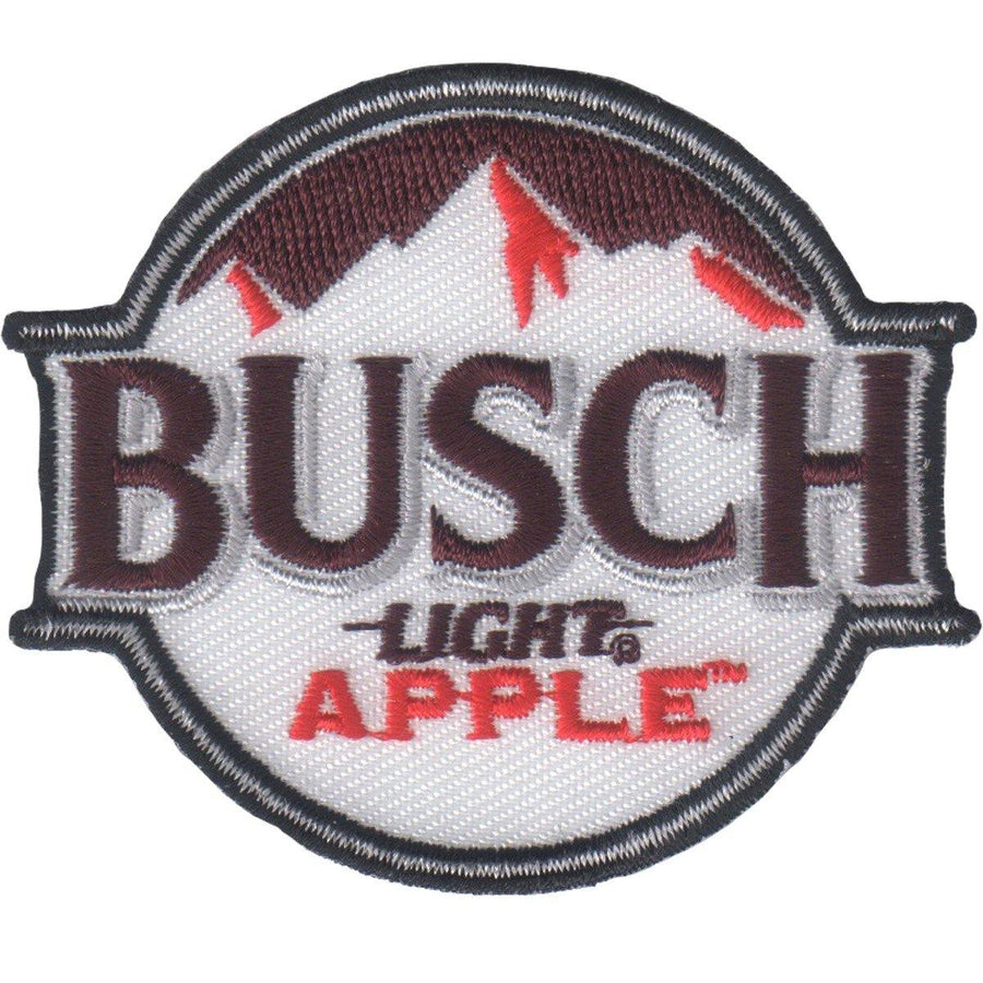 Busch Light Apple Patch