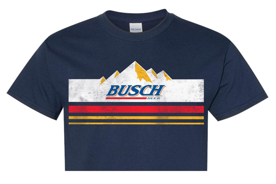 busch ladies crop t shirt