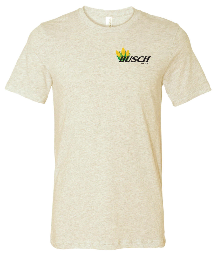 Busch Refreshment Corn Tee