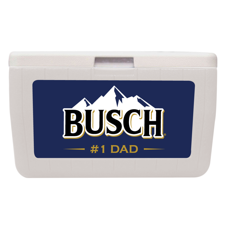 Busch Personalized 48 qt Cooler