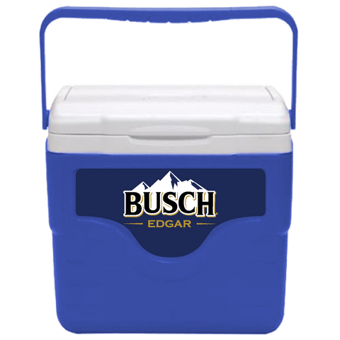 Busch Personalized 9 qt Cooler